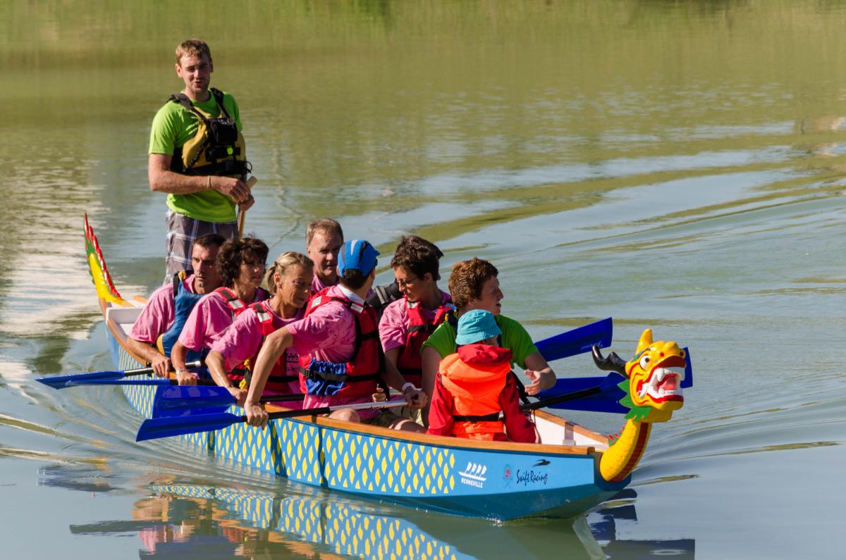 Educateur sportif - dragon boat
