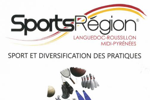 Profession Sport Animation 31 dans le magazine Sports Région